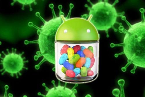Android đã bị nhiễm mã độc