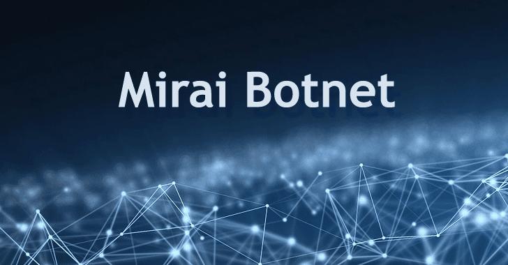 Mirai-Botnet