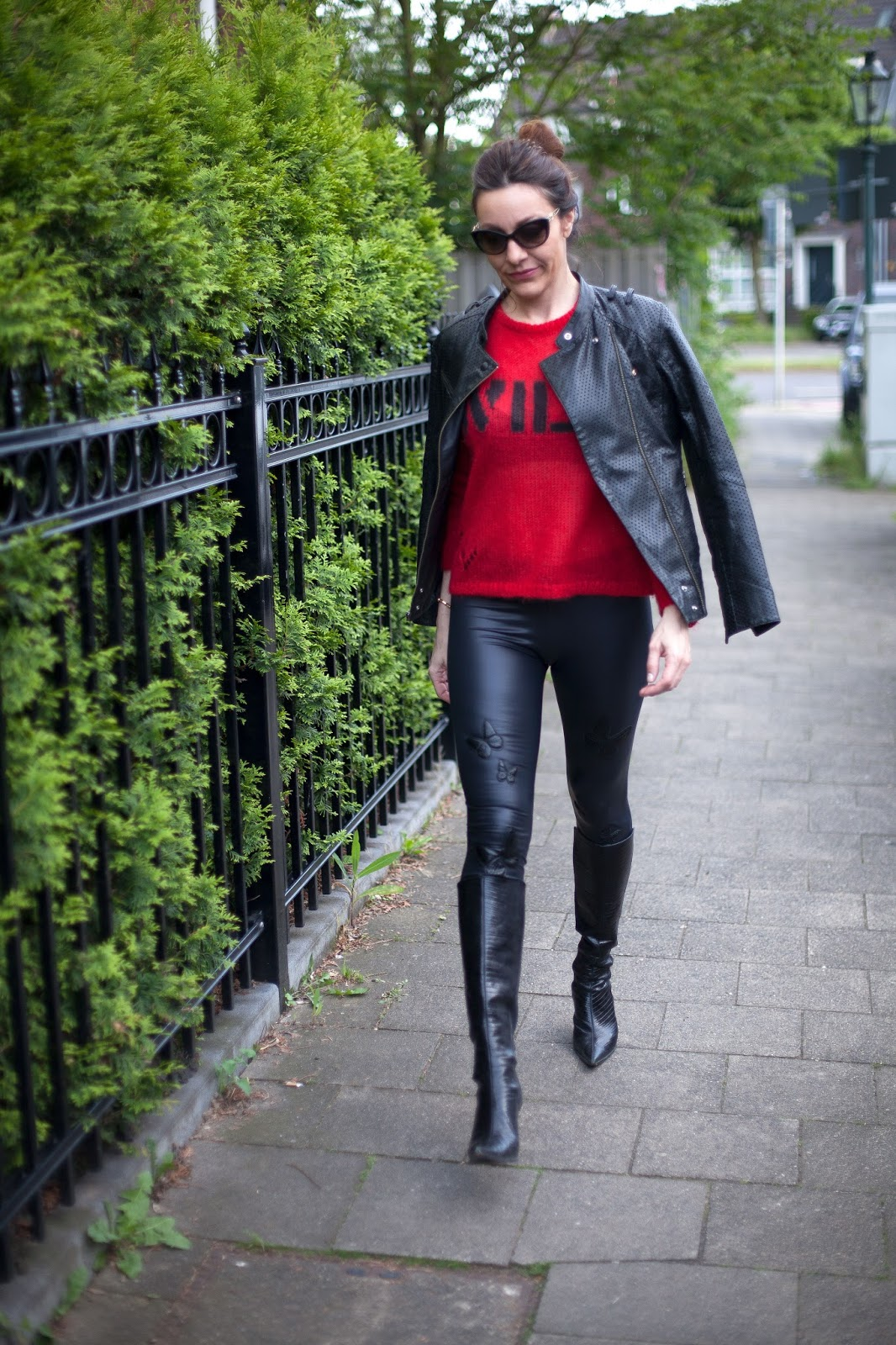Fashion Blog Düsseldorf, today i am wearing wild afternoon