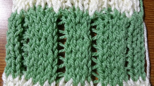 Loom Knitting Stitch Names : Mary Morgan - Google+