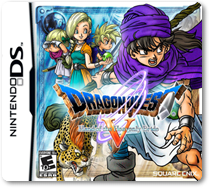 Dragon Quest V: Hand of the Heavenly Bride NDS en Español por Mega