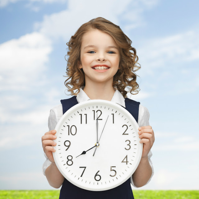 Teach kids better time management skills with free printable