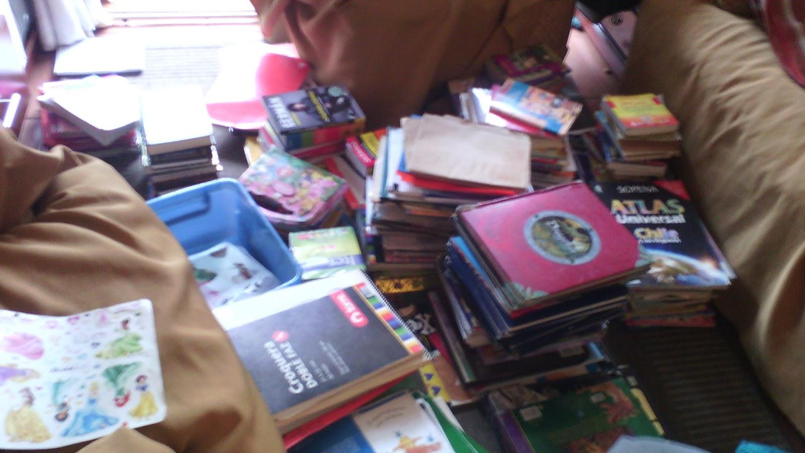 Desorden y acumulaci n konmari 2 libros - Ordenar libros konmari ...