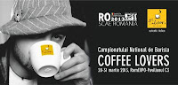 SCAE Romania anunta Coffee Lovers Event 2013!