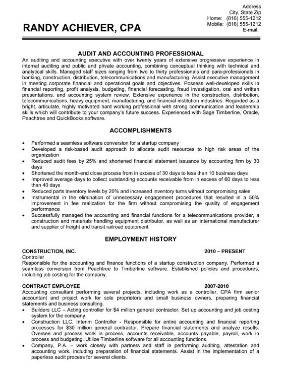 uf business sample resume