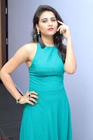 Priya Singh in a sleeveless Green Gown at Manasainodu music launch 011.08.2017 ~ Exclusive Celebrity Galleries 026.JPG