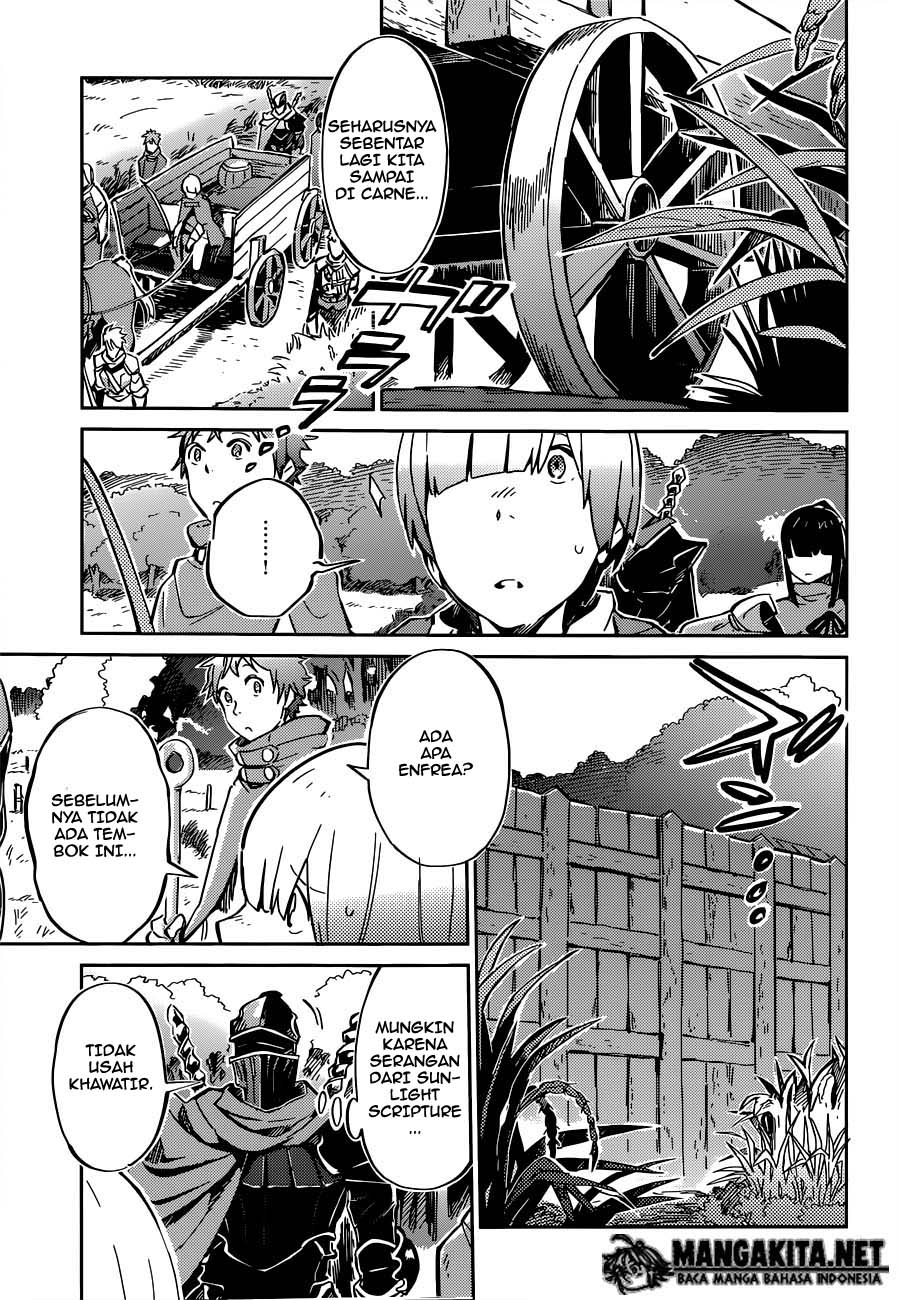 Baca Komik Overlord chapter 6 Bahasa Indonesia
