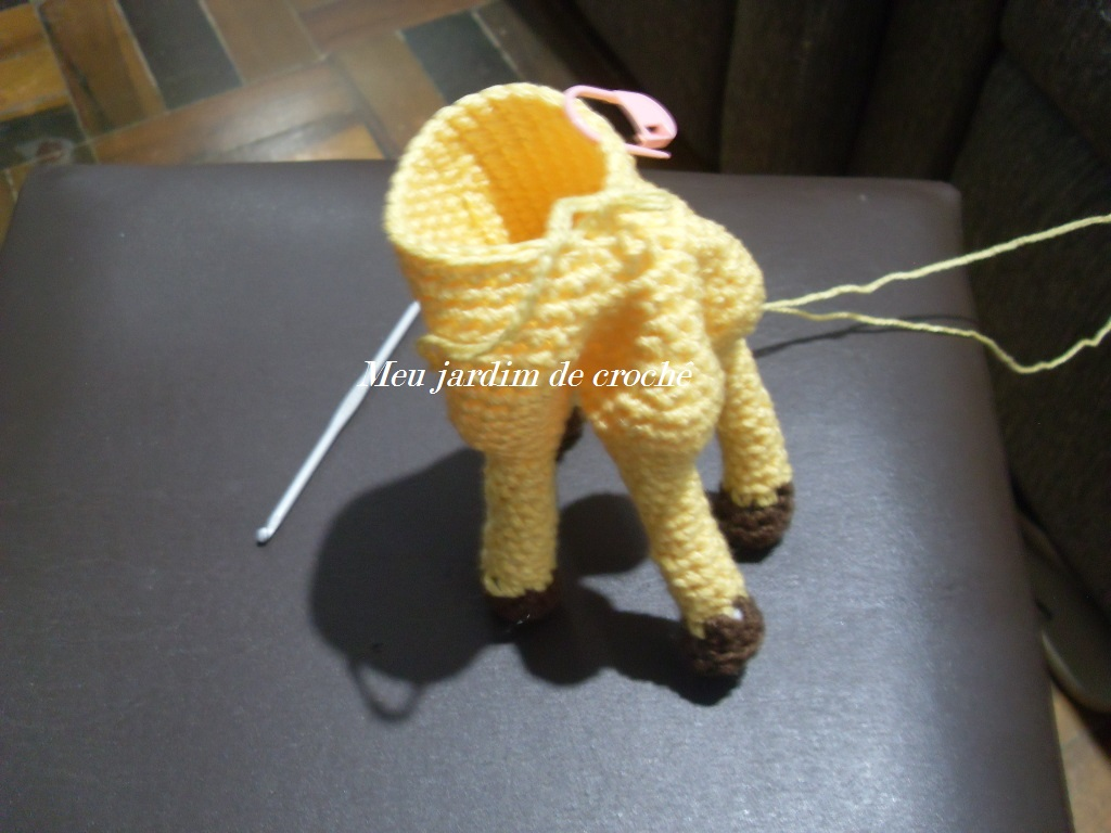 Amigurumi Rana : Meu jardim de croch?: Receitas - amigurumi coelho de croch?