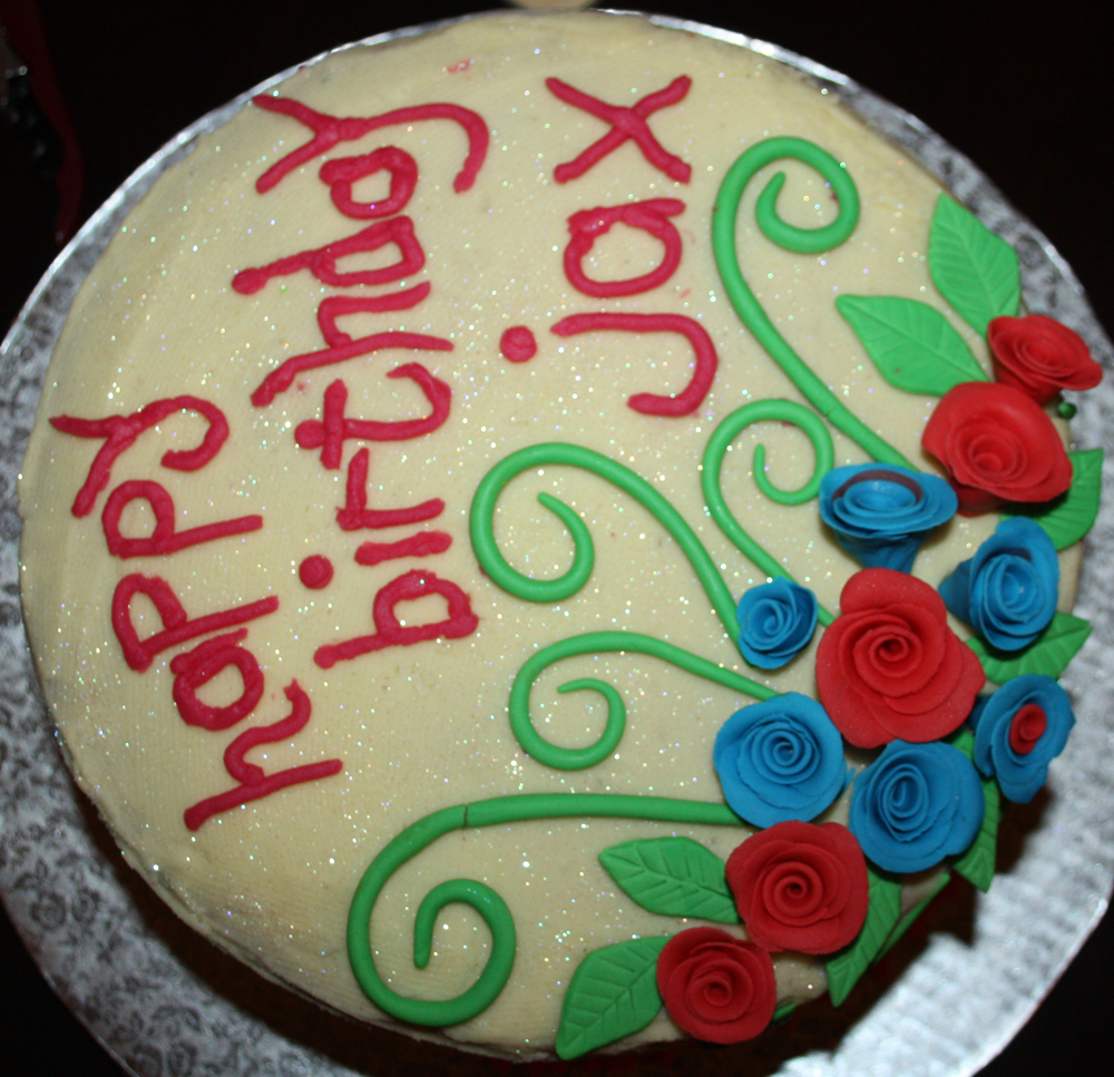 20-something In Cape Town: Jax's Birthday Cake