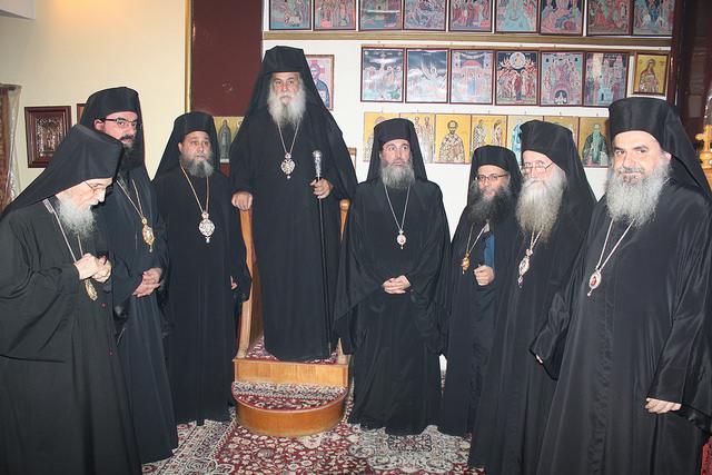 В Церкви Истинно-православных христиан Греции был избран новый Митрополит для Восточной Македонии и Фракии