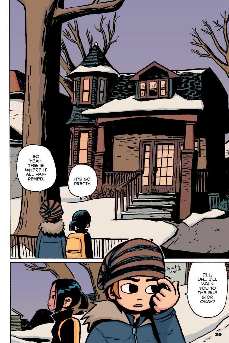 Read online Scott Pilgrim comic -  Issue #1 - 33