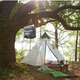 sac de douche solaire pour camping