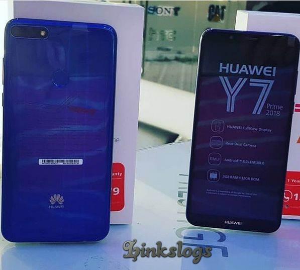 Huawei Y7 Sample