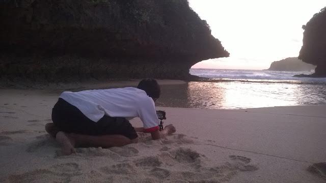 Petualangan Mbloogers | Menuju Pantai Greweng ( Seri Travelblog Part 2 )