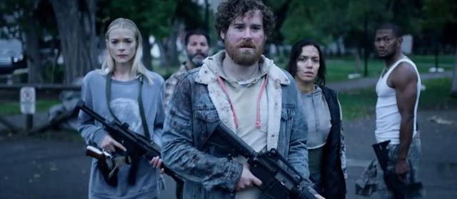 Zły serial o zombie