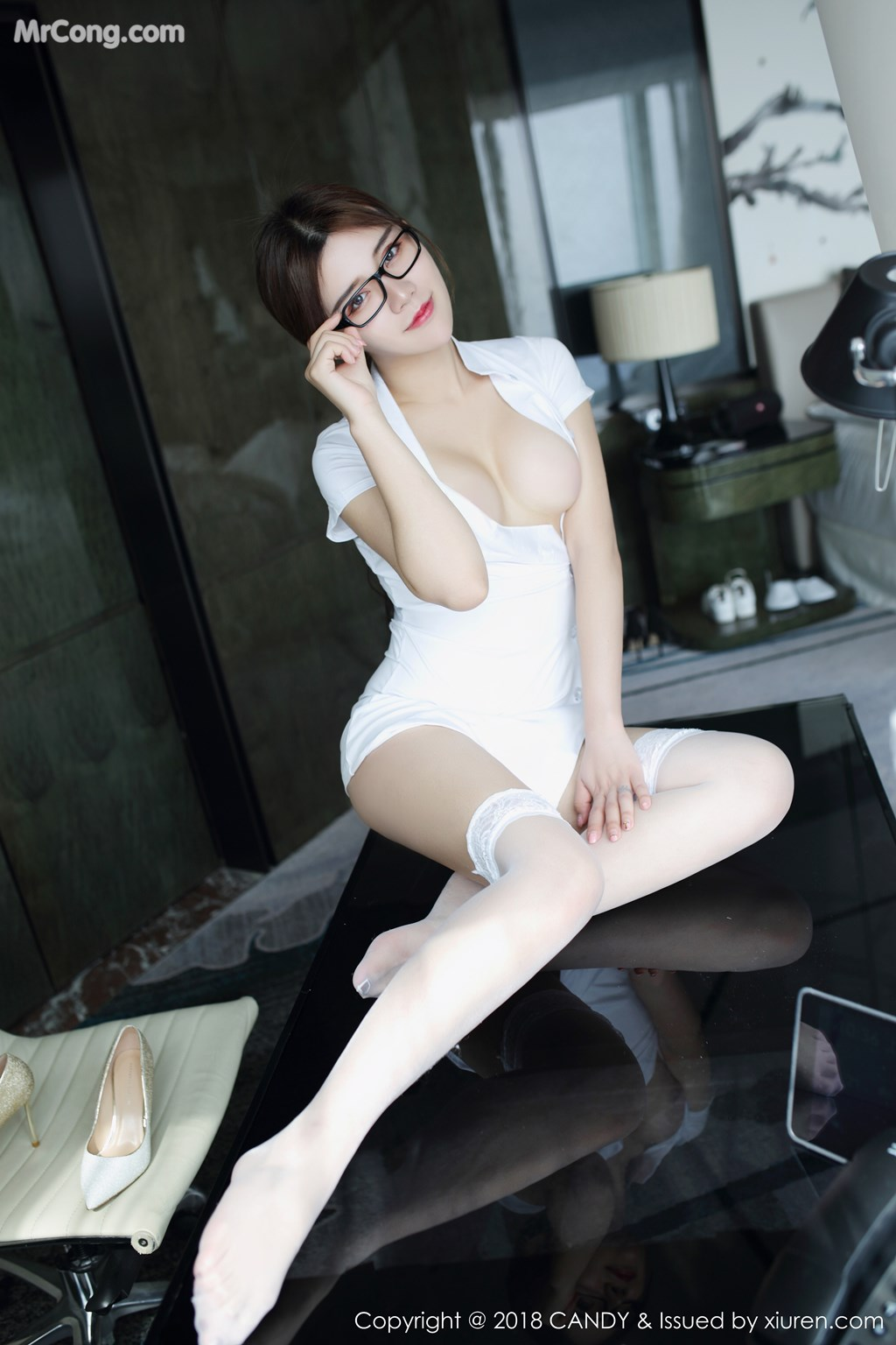 Image CANDY-Vol.058-Cris-MrCong.com-004 in post CANDY Vol.058: Người mẫu Cris_卓娅祺 (45 ảnh)
