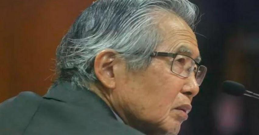 Preparan indulto de Fujimori en el penal de Barbadillo. Junta Médica recomienda otorgar indulto por razones humanitarias