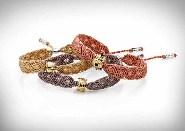 Bracelet Tool Galleries: Macrame Bracelet Patterns