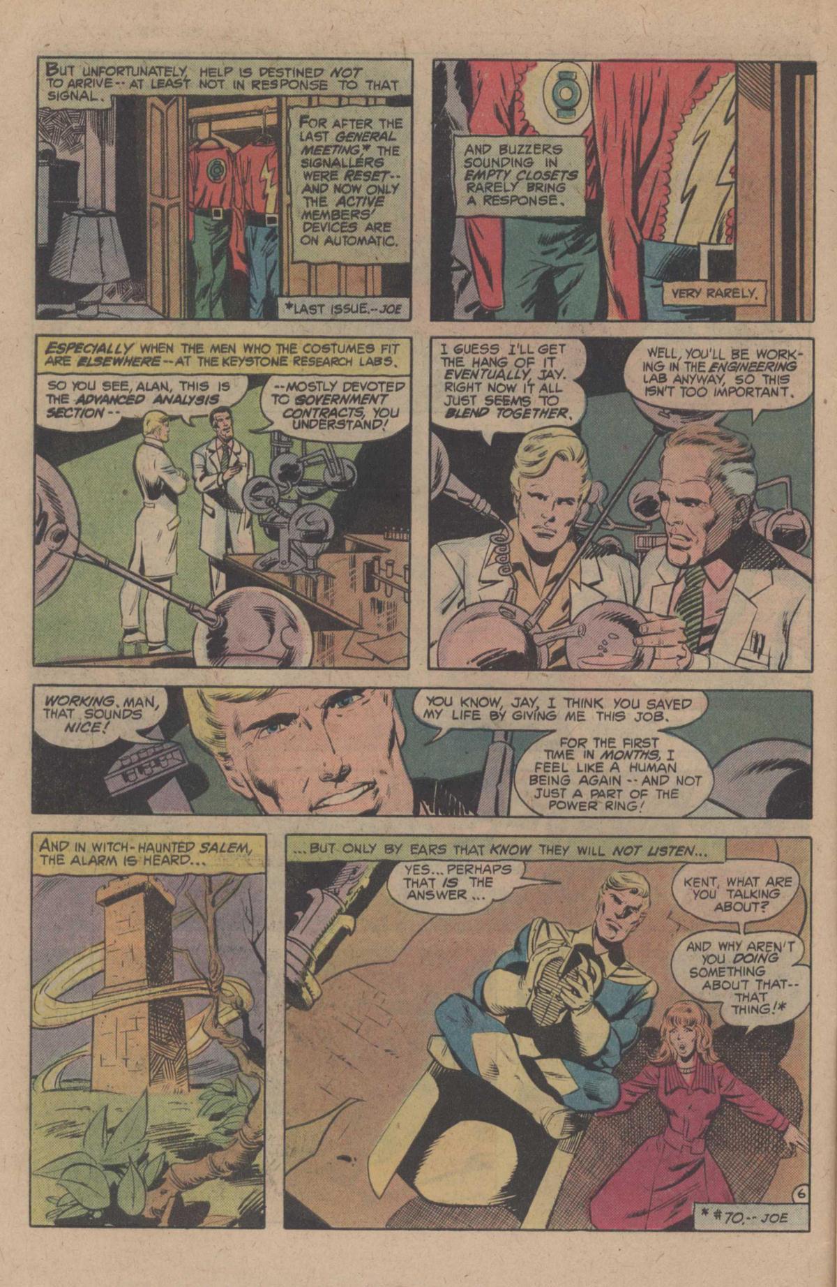 Read online All-Star Comics comic -  Issue #71 - 10