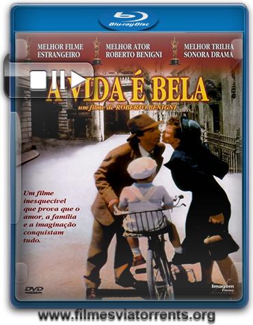 A Vida é Bela (La vita è bella) Torrent - BluRay Rip 720p Dublado (1997)