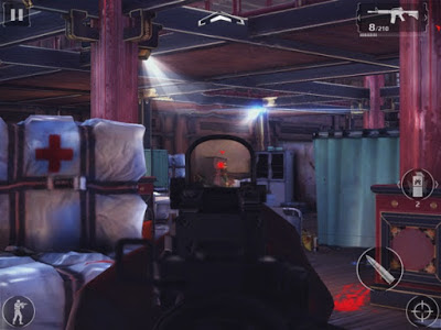 Download Game Modern Combat 5 Blackout