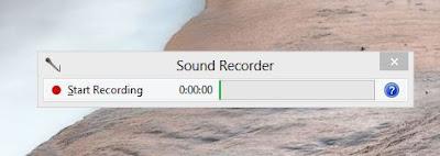 Merekam Suara di Laptop atau PC