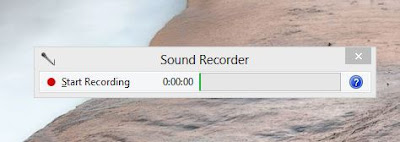Merekam Suara di Laptop atau PC yang Paling Mudah