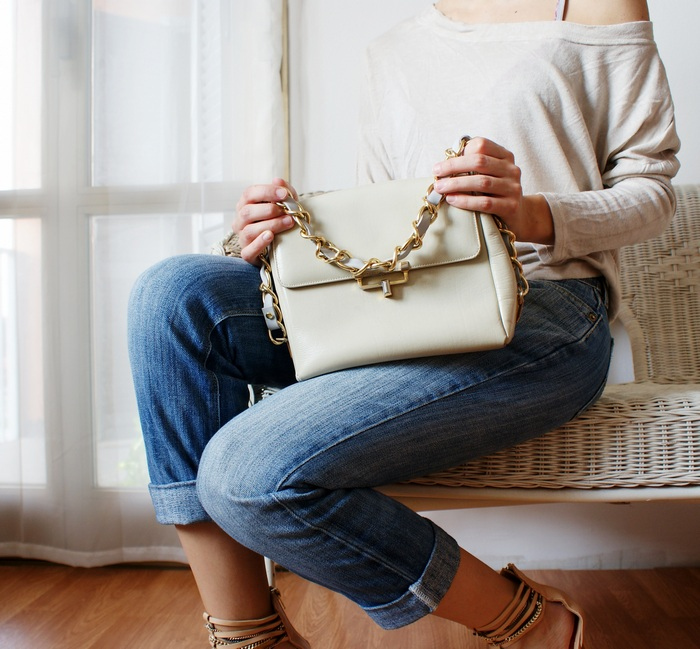 diy chanel inspired bag purse