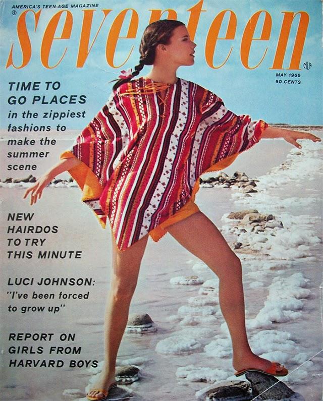 Мagazine Fashion 17 Only Sweet Girls: The First Teen Magazine: 20 Wonderful Seventeen Covers