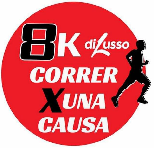 8k Dilusso - Correr por una causa (Maldonado, 14/oct/2017)