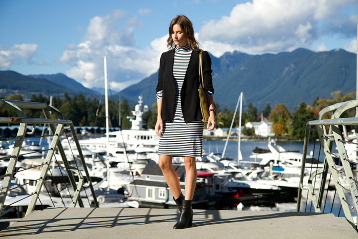 Vancouver Fashion Blogger, Alison Hutchinson from Styling My Life Fashion Blog with One Fated Knight