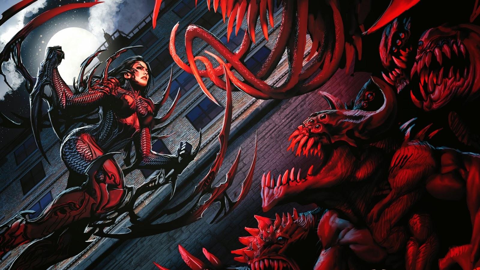 Red Nova Dragon Wallpaper Hair Styles