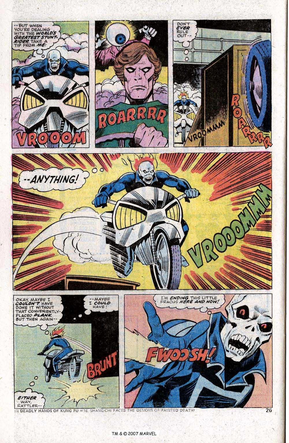 Ghost Rider (1973) Issue #14 #14 - English 28