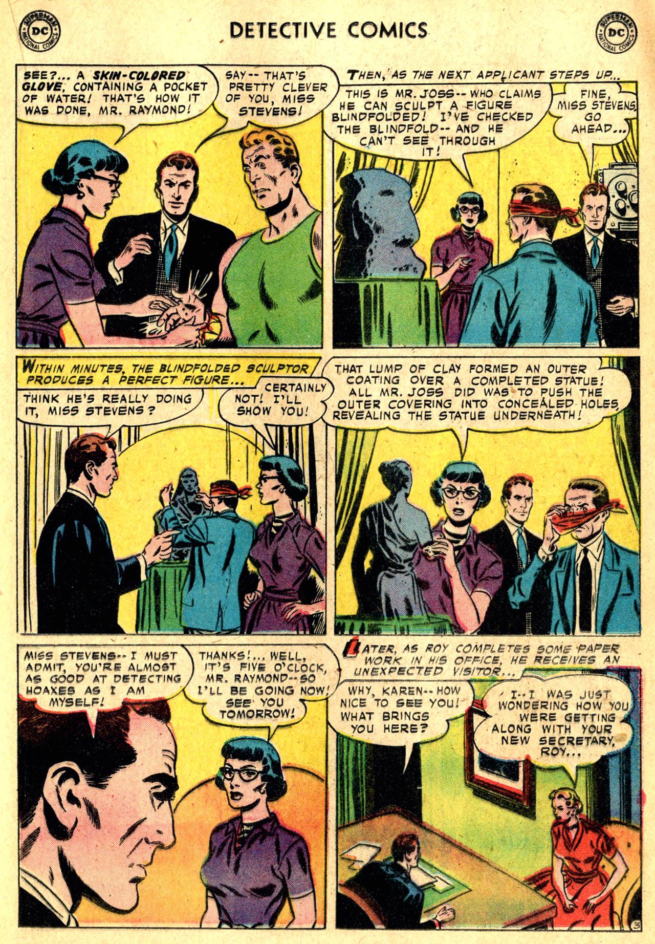 Read online Detective Comics (1937) comic -  Issue #250 - 19