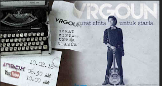 Chord Gitar  Virgoun - Surat Cinta Untuk Starla