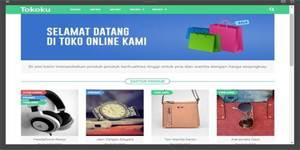 Jasa Pembuatan Toko Online Blogger