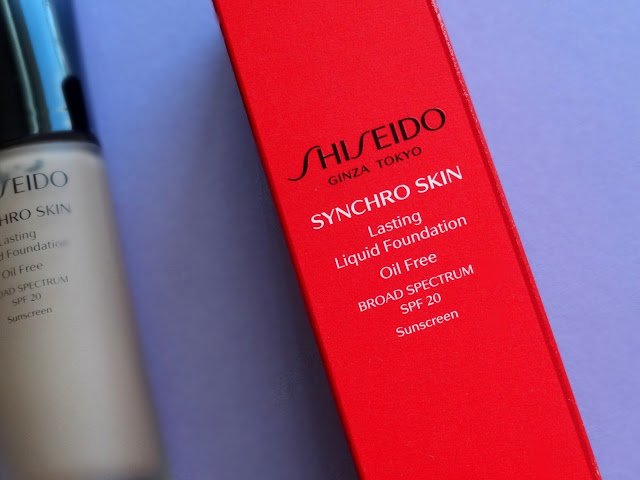 Synchro Skin Lasting Liquid Foundation Broad Spectrum SPF 20 Review, Photos, Swatches