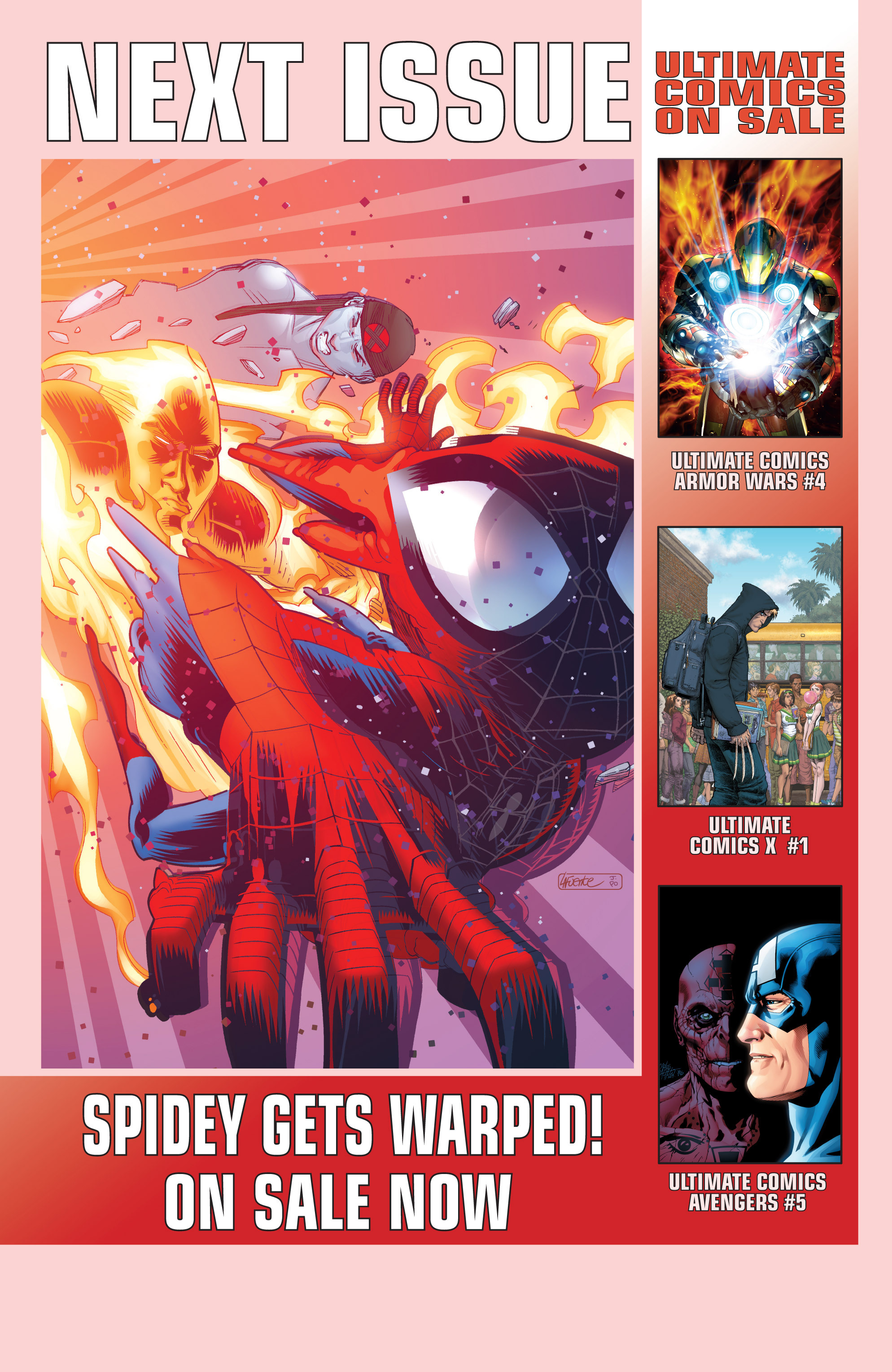 Read online Ultimate Spider-Man (2009) comic -  Issue #7 - 24