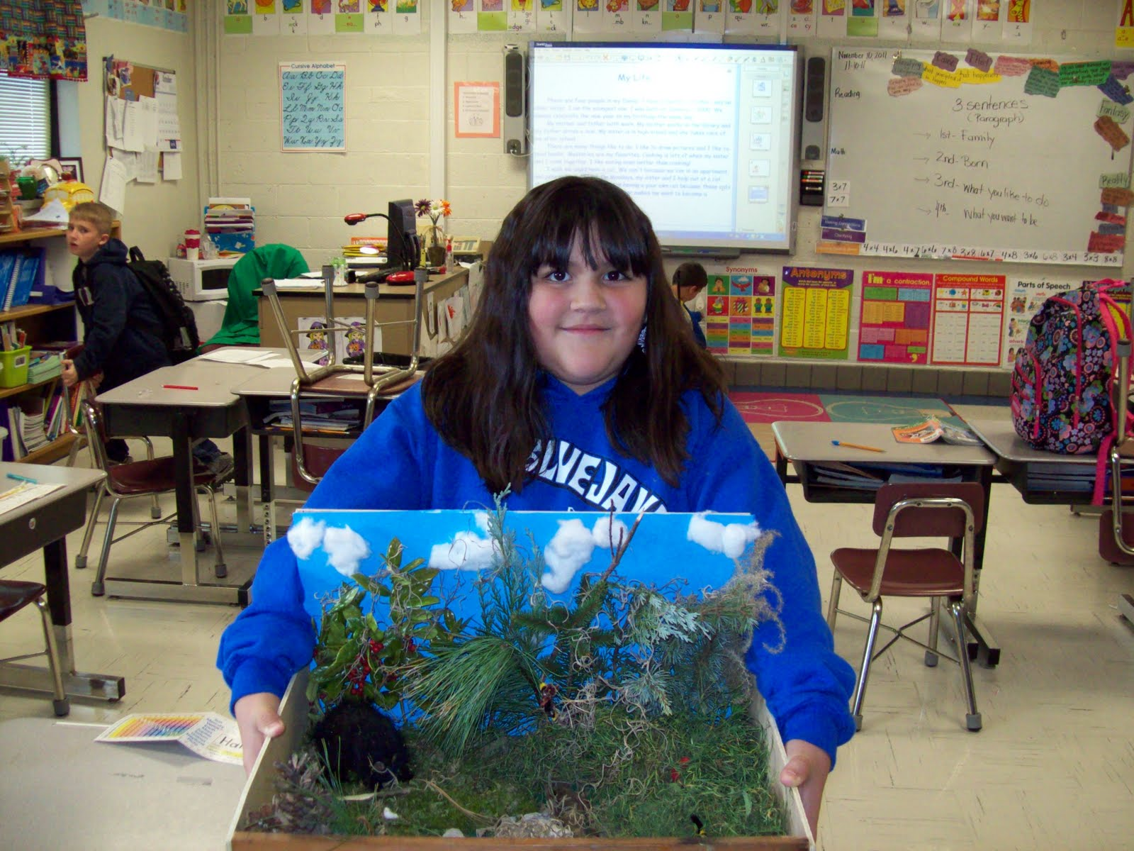 3rd Grade Diorama On Nasa Page 4