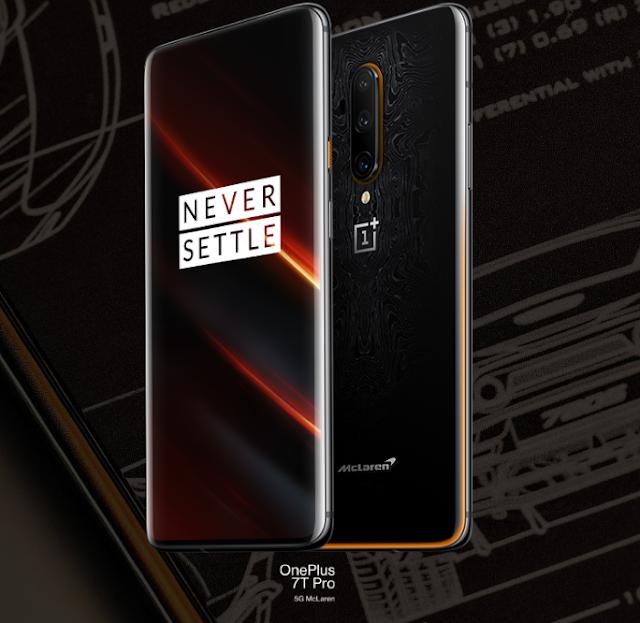 OnePlus 7T Pro, MWC 2020'de En İyi Akıllı Telefon ödülünü kazandı