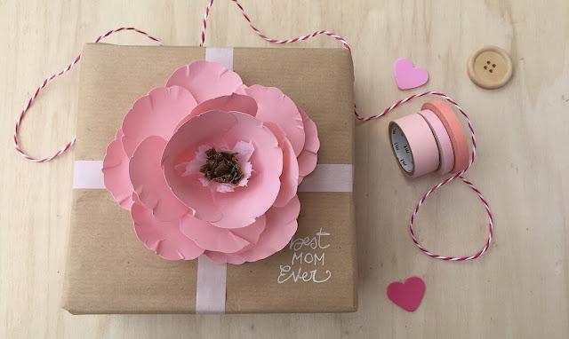 fiori di carta handmade