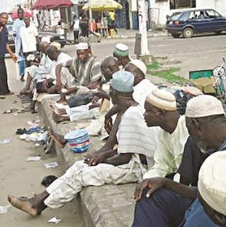 Beggars In Lagos