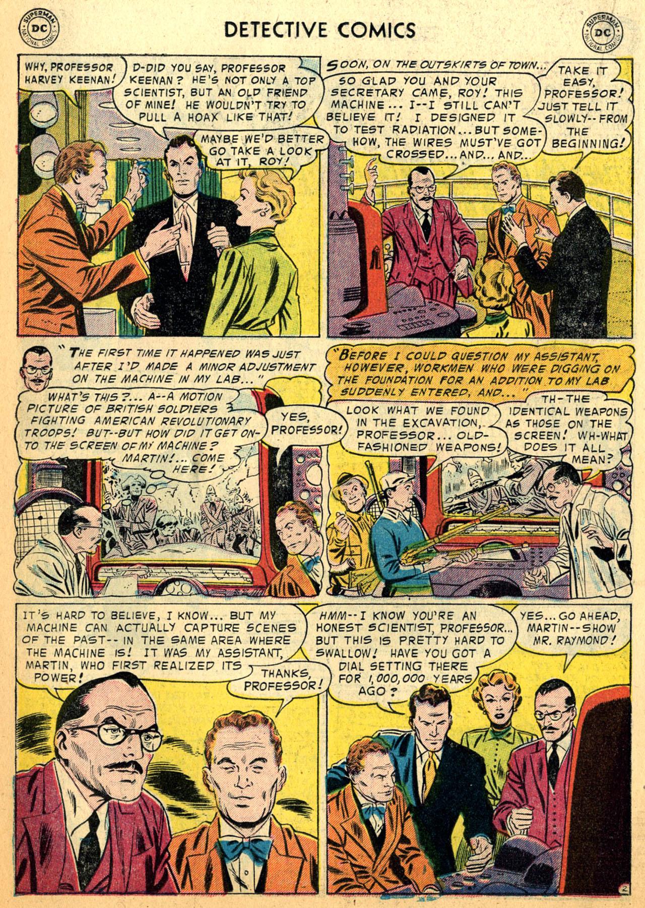 Detective Comics (1937) 228 Page 17