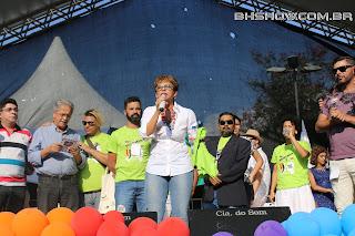 IMG 9859 - 13ª Parada do Orgulho LGBT Contagem reuniu milhares de pessoas