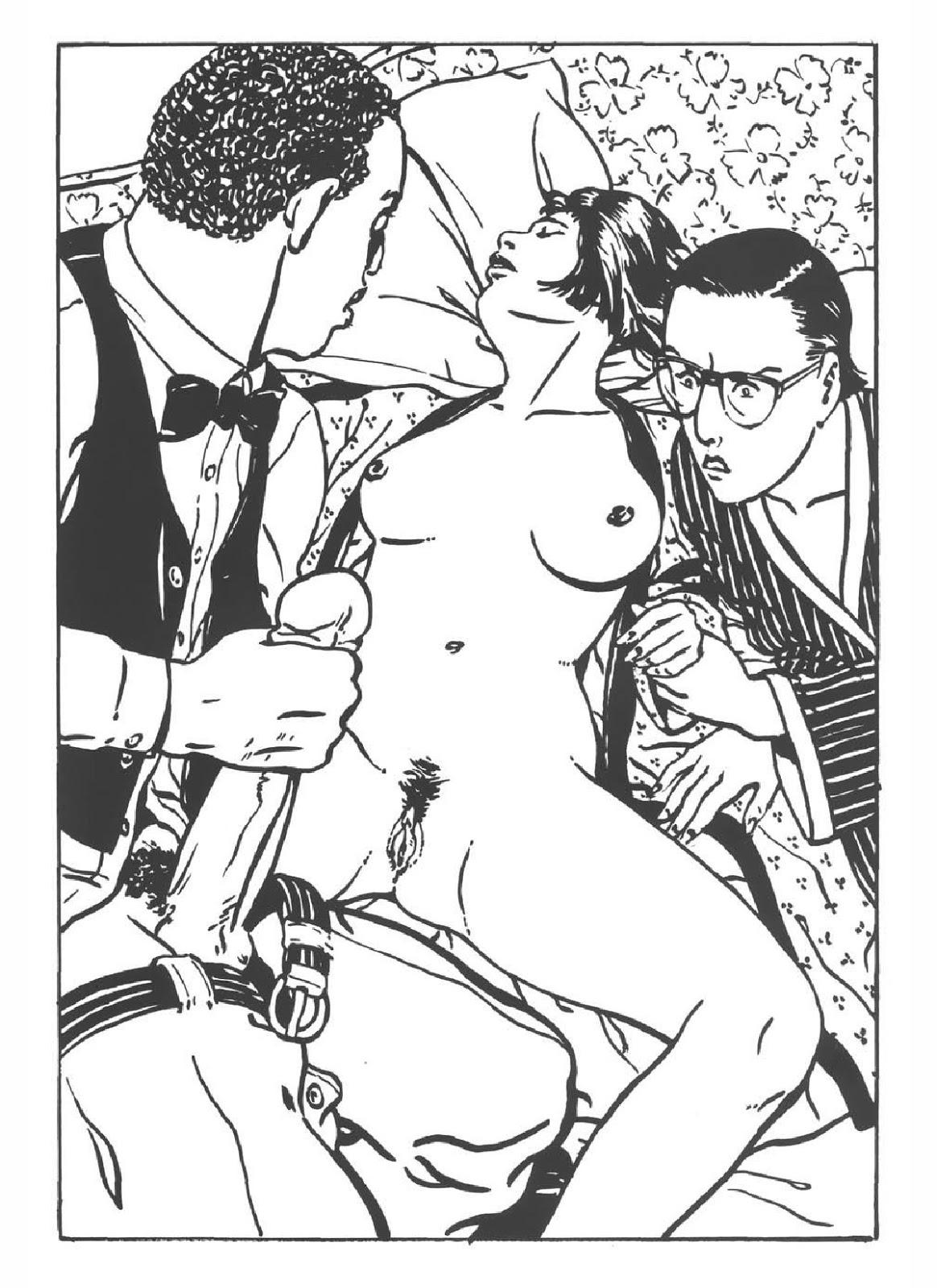 Conchita adult comics