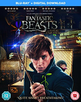 Fantastic Beasts and Where to Find Them 2016 Dual Audio 720p BRRip 900mb HEVC