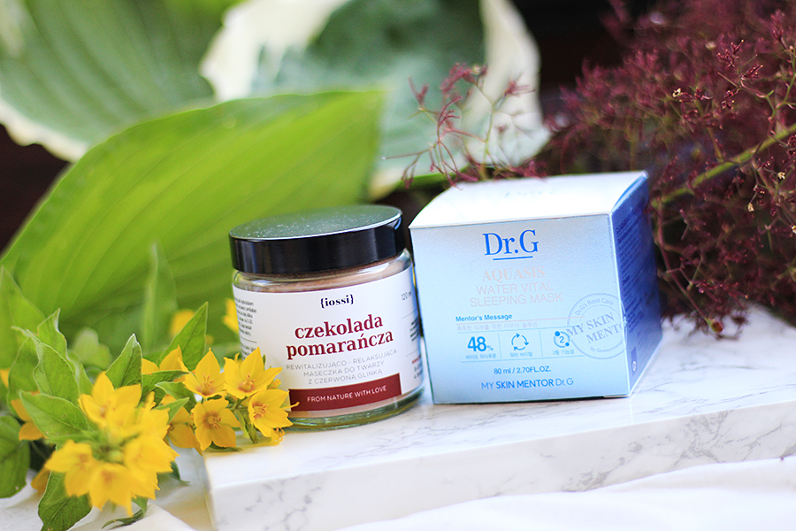 Nowości czerwca | Kolorówka i pielęgnacja: Dr. G, Iossi, Organic Shop, Biolaven & Milani