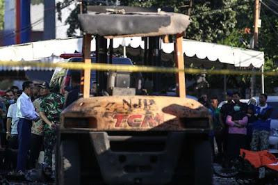 Presiden Jokowi Ungkap Pengalaman Tinjau TKP Bom Surabaya - Info Presiden Jokowi Dan Pemerintah