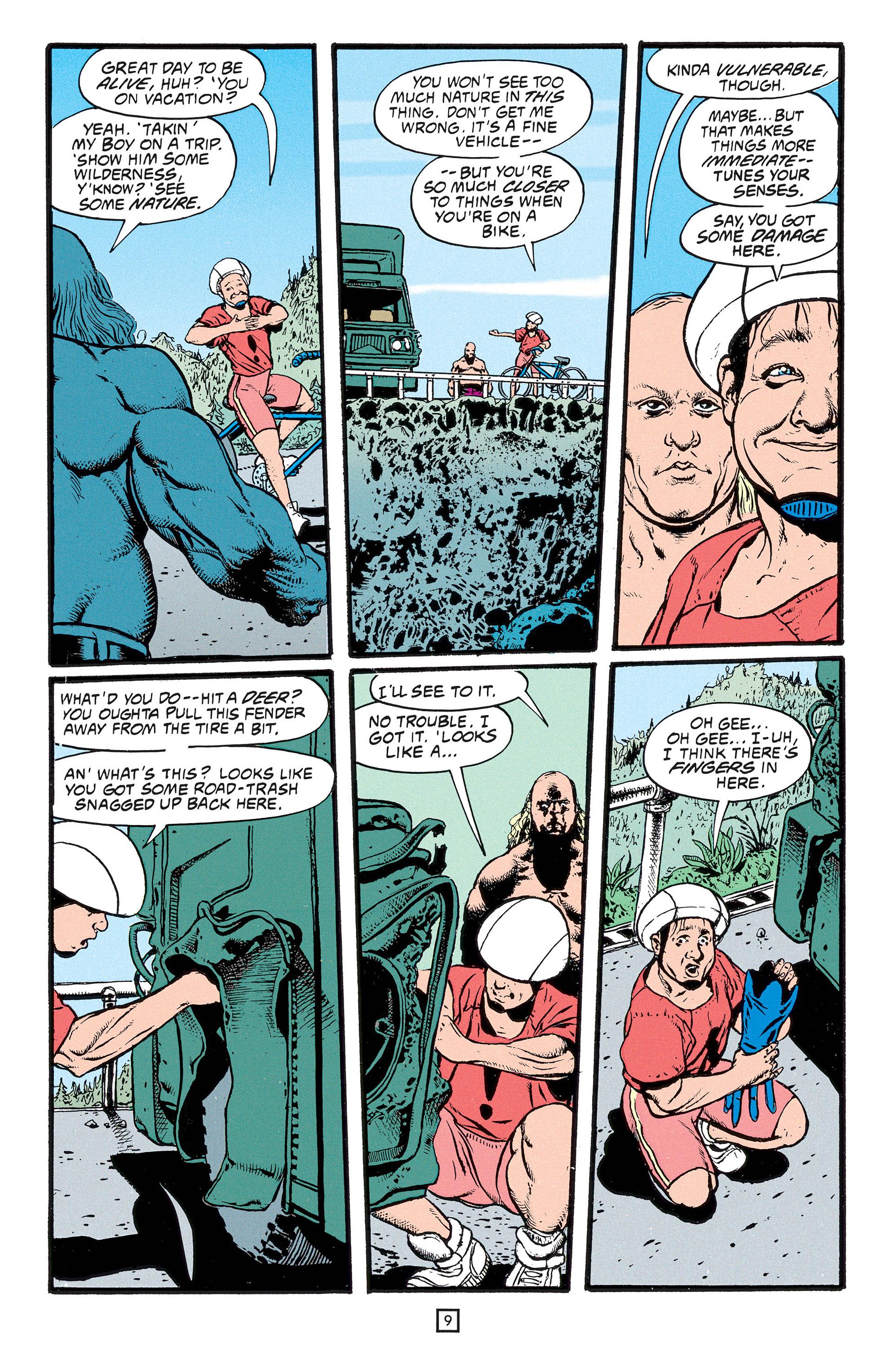 Read online Animal Man (1988) comic -  Issue #52 - 10