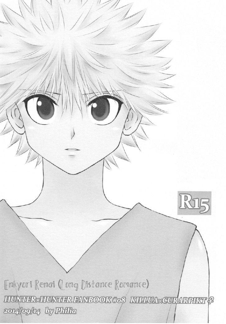Hunter X Hunter Dj - Enkyori Renai Ch.1